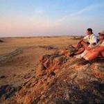 Tinkas desert scene
